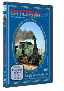 Dampftriebwagen DT 1.07 | DVD