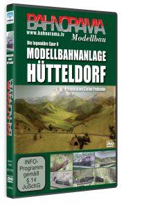 Modellbahnanlage Hütteldorf | DVD