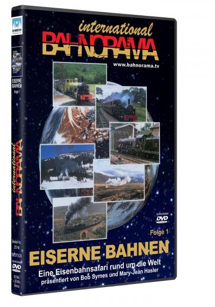 Eiserne Bahnen Folge 1 | DVD