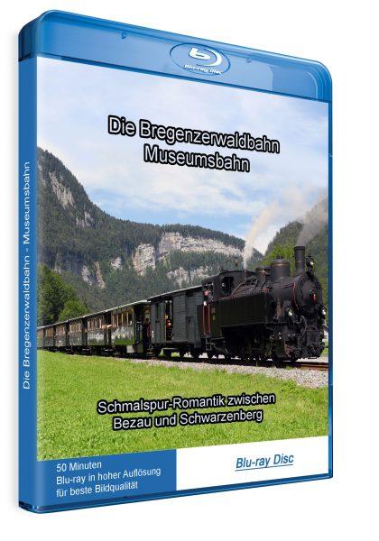 Die Bregenzerwaldbahn Museumsbahn | Blu-ray