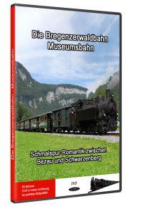 Die Bregenzerwaldbahn Museumsbahn | DVD
