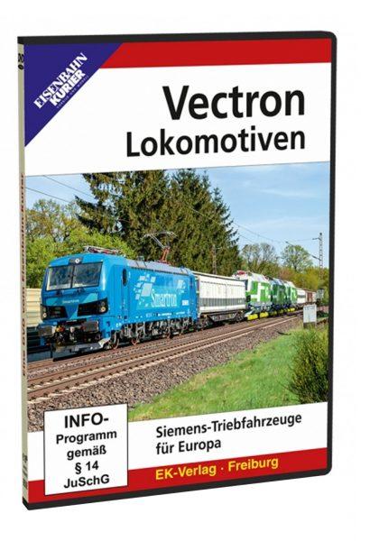 Vectron Lokomotiven | DVD