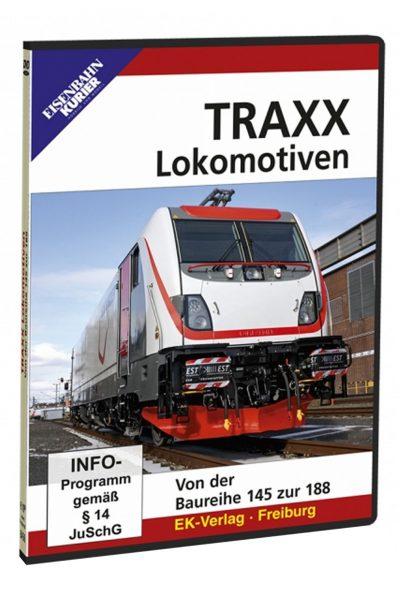 TRAXX Lokomotiven | DVD
