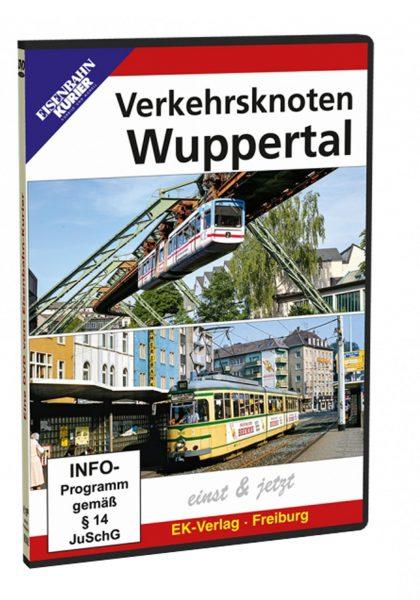 Verkehrsknoten Wuppertal | DVD