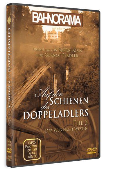 Auf den Schienen des Doppeladlers Teil 3 – Der Weg nach Westen | DVD