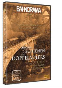 25949 Auf den Schienen des Doppeladlers 4 DVD copy 208x297 - Auf den Schienen des Doppeladlers Teil 4- Von den Alpen an die Adria | DVD