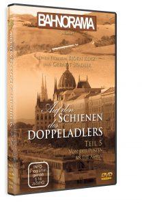 25959 Auf den Schienen des Doppeladlers 5 DVD copy 208x297 - Auf den Schienen des Doppeladlers Teil 5- Von der Puszta an die Adria | DVD