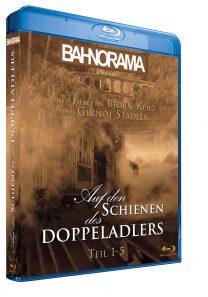 Auf den Schienen des Doppeladlers Teil 1-5 | Blu-ray Edition