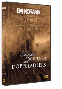 Auf den Schienen des Doppeladlers Teil 1-5 | DVD Edition