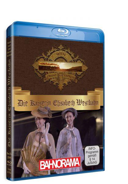 Wien und der Orient Express – Die Kaiserin Elisabeth Westbahn   Blu-ray