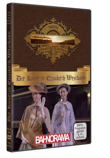Wien und der Orient Express – Die Kaiserin Elisabeth Westbahn | DVD