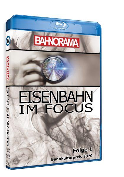Eisenbahn im Focus – Folge 1   Blu-ray
