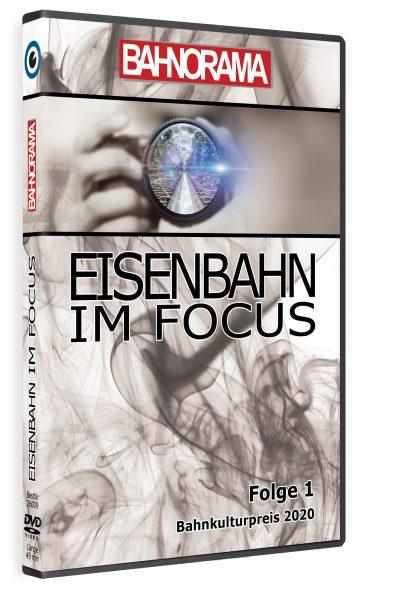 Eisenbahn im Focus – Folge 1   DVD