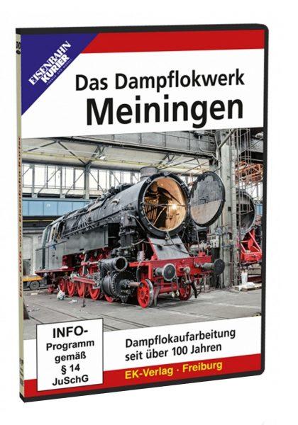 Das Dampflokwerk Meiningen | DVD