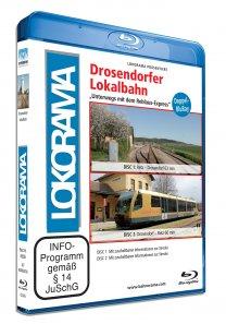 3D Cover Drosendorfer Lokalbahn 5035 weiß 208x297 - Drosendorfer Lokalbahn | Blu-ray