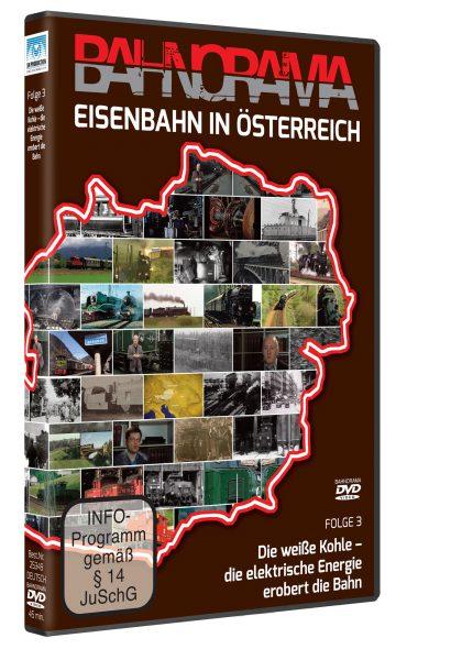 Eisenbahn in Österreich Folge 3 der Edition 175 Jahre Eisenbahn i. Österreich | DVD
