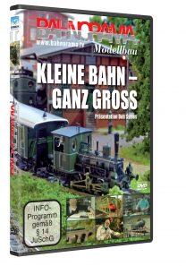 Kleine Bahn ganz groß | DVD
