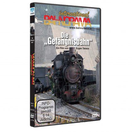 Rongshan Railway – Die Gefängnisbahn; von Eugen Takacs | Blu-ray