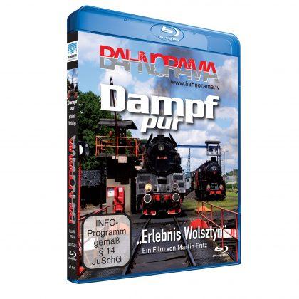 "Dampf pur ""Erlebnis Wolsztyn"" Folge 1 | Blu ray"
