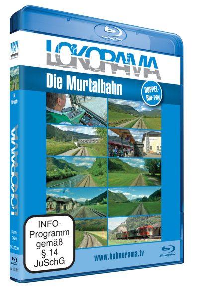 Murtalbahn   Blu-ray