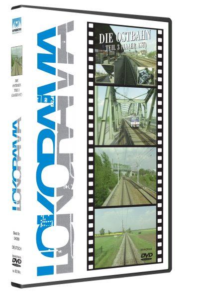 Ostbahn Teil 3 – Laaer Ast   DVD