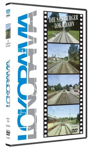 Salzburger Lokalbahn | DVD