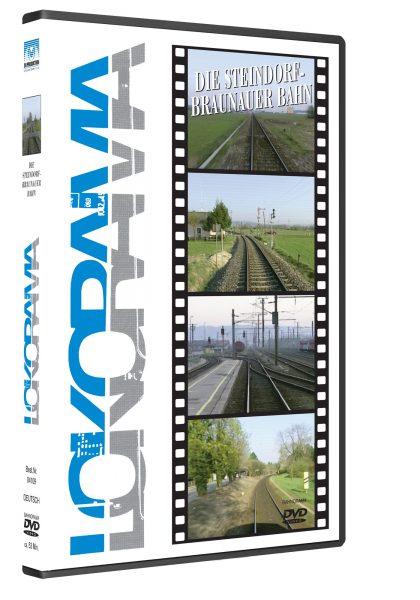 Steindorf – Braunauerbahn   DVD