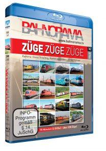 Züge, Züge, Züge… Folge 1+2 | Blu-ray