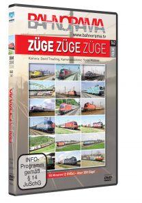 Züge, Züge, Züge… Folge 1+2 | DVD