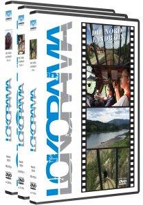 Nordlandbahn Führerstandsmitfahrt 5 DVDs im Sparpaket | DVD