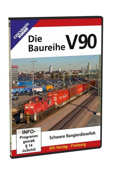 Die Baureihe V90 | DVD