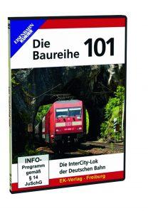 8489  Die Baureihe 101 CMYK 208x297 - Die Baureihe 101 | DVD