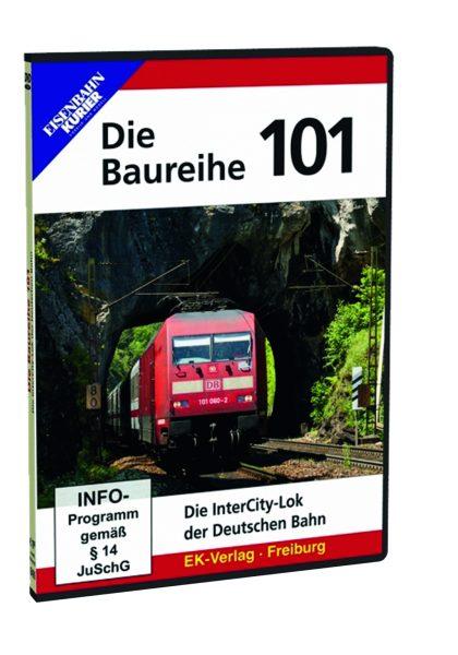Die Baureihe 101 | DVD