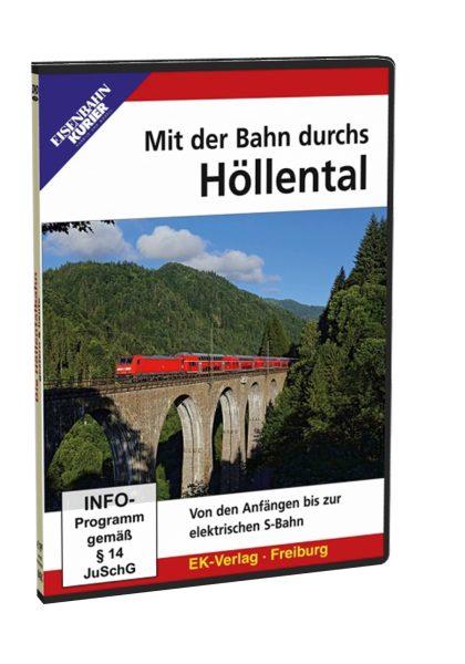 Mit der Bahn durchs Höllental | DVD