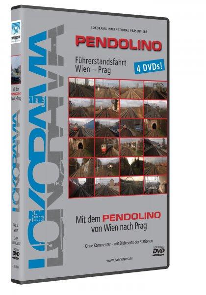 Pendolino Wien – Prag | DVD