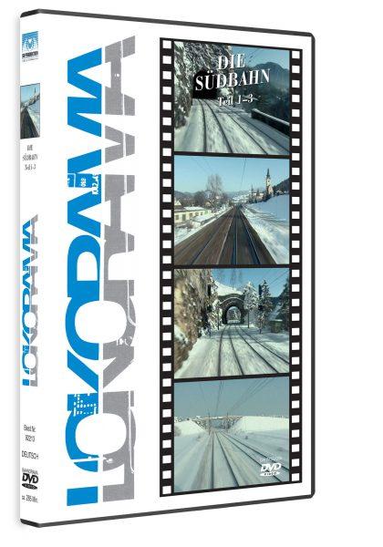 Südbahn Winter Teil 1-3 | DVD