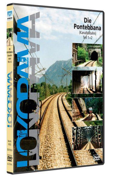 Pontebbana Teil 1+2 | DVD