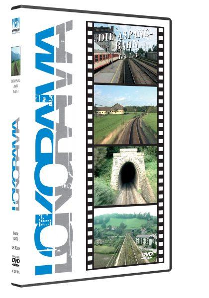 Aspangbahn Teil 1-3 | DVD