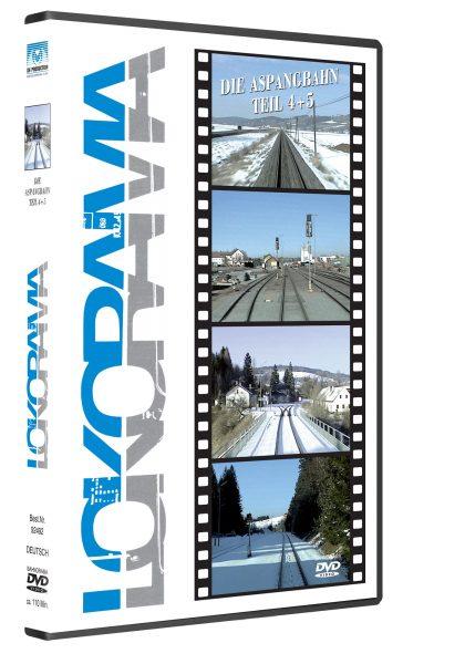 Aspangbahn Teil 4+5 | DVD| DVD