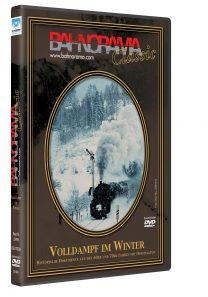 BR Classic Winter 208x297 - Volldampf im Winter | DVD