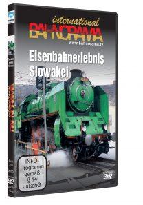 Eisenbahn-Erlebnis Slowakei | DVD