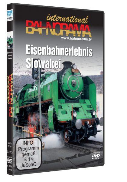 BRI Eisenbahnerlebnis Slowakei 2 DVD r 420x600 - Eisenbahn-Erlebnis Slowakei | DVD