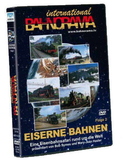 Eiserne Bahnen Folge 2 | DVD