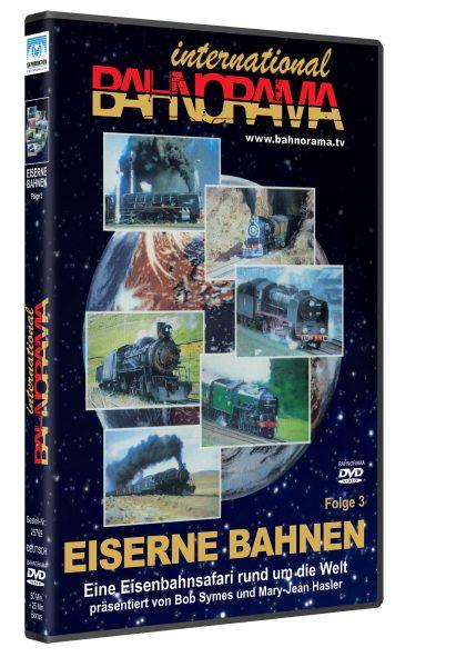 Eiserne Bahnen Folge 3 | DVD