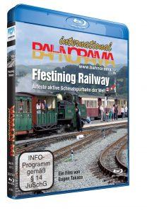 Ffestiniog Railway | Blu-ray