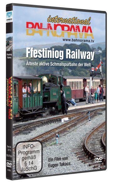 Ffestiniog Railway | DVD