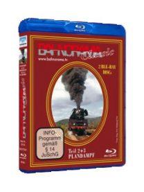 Volldampf bei der Reichsbahn, Plandampf Teil 2+3 | Blu-ray