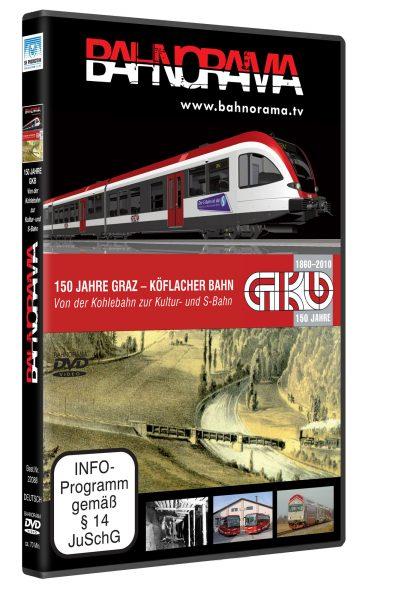 150 Jahre Graz Köflacher Bahn | DVD