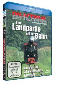 BR Landpartie BD HGrot 208x297 - Eine Landpartie mit der Bahn | Blu-ray