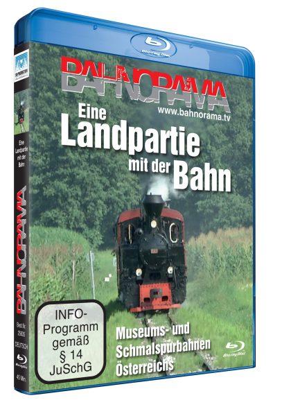 Eine Landpartie mit der Bahn | Blu-ray
